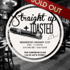 Thumbnail image for Event Invite: Straight Up & Toasted Feat. La Hoja Cigars and Bulleit Whiskey