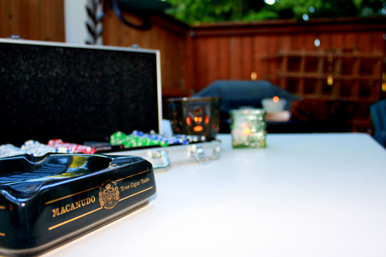 """Poker & Stogie Night: Take Two"" 