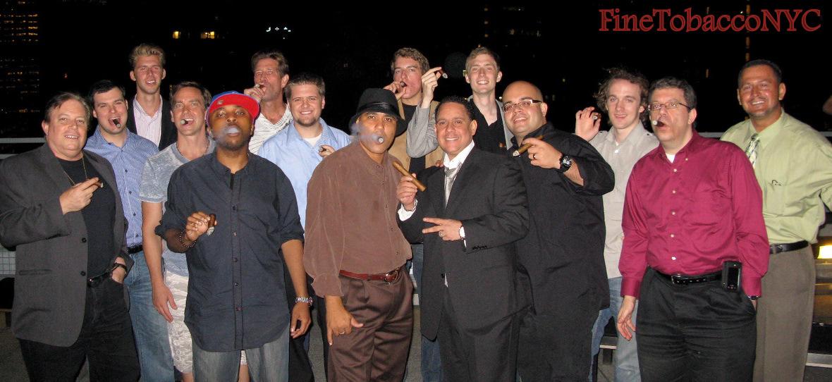 "FTNYC Event Recap: ""Summer Cigar Night: Take #1"""