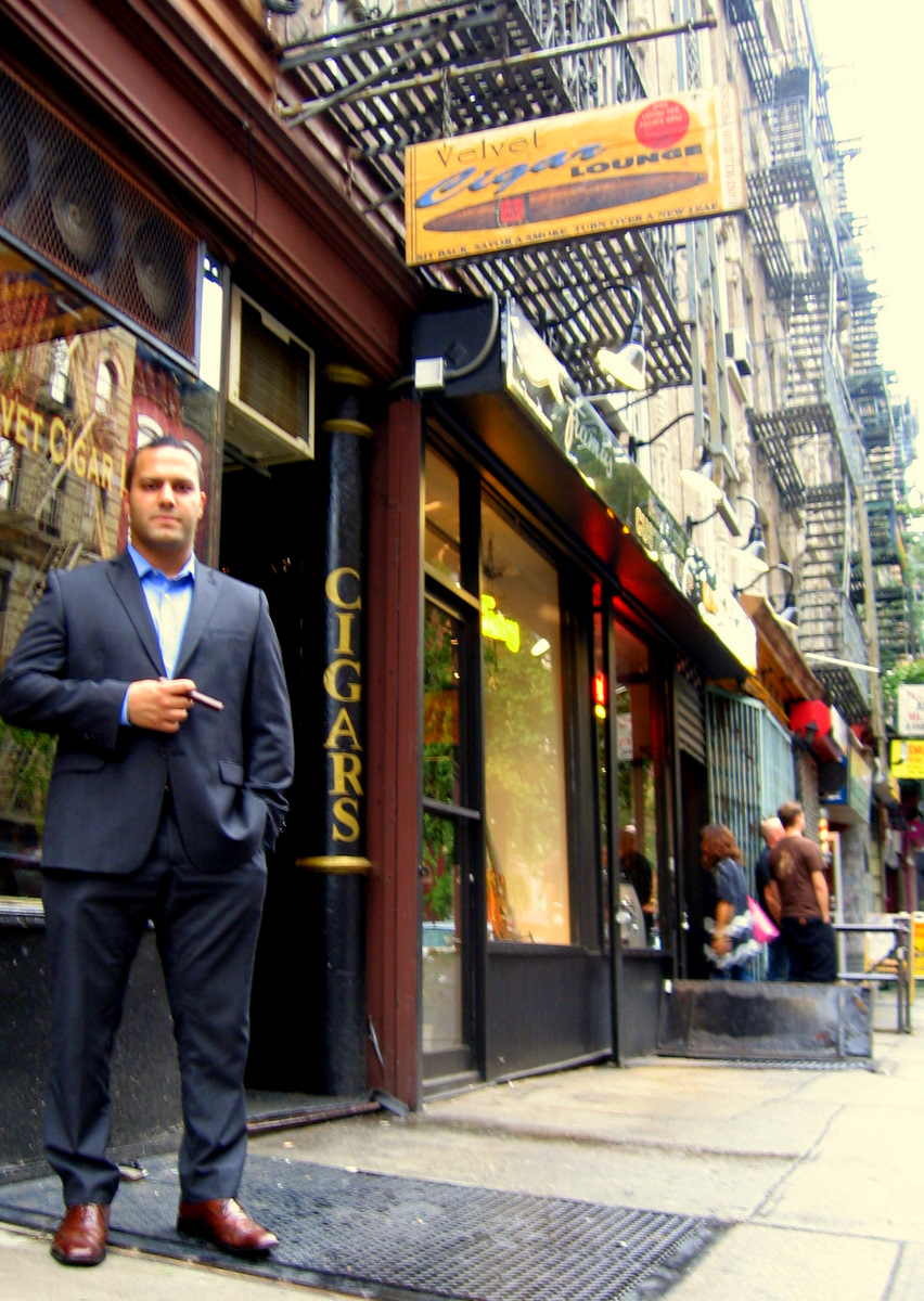 Velvet Cigar Lounge: One of New York City's Finest Cigar