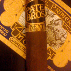 Cigar Review: Patel Bro's Next Generation Robusto