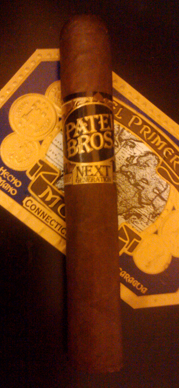 Cigar Review: Patel Bro's Next Generation Robusto