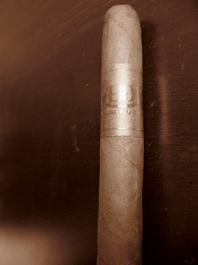 Cigar Review: Rocky Patel Vudu Robusto