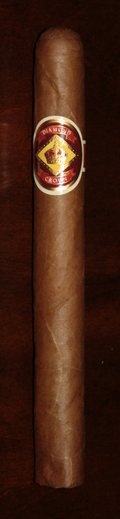Cigar Review: Diamond Crown Robusto #3