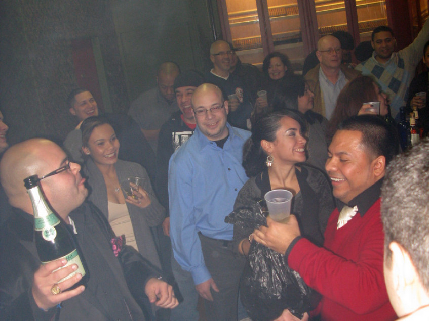 "Official Invite: The 2012 ""Open That Bottle Night"" @ Refugio Cigar House"