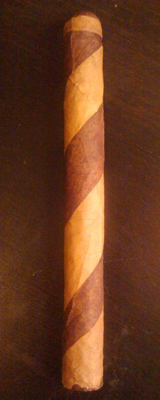 Cigar Review: Caballeros Dominican Candycane Churchill