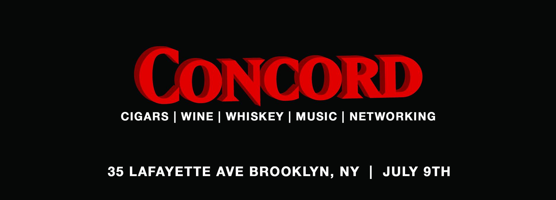 Event Invite: CONCORD