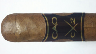 Cigar Review: CAO CX2