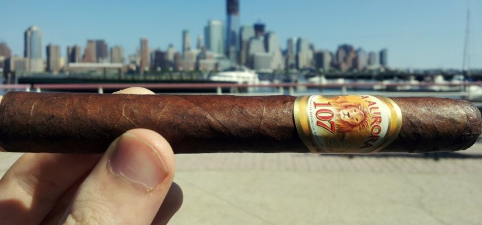 Cigar Review: La Aurora 107 Corona