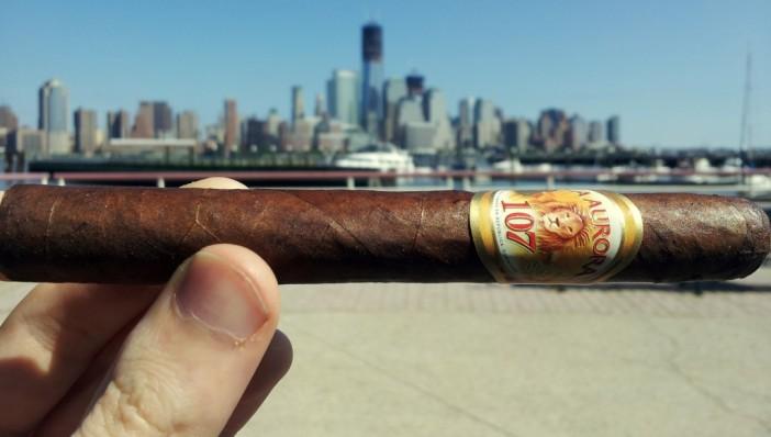 Cigar Review: La Aurora 107 Corona