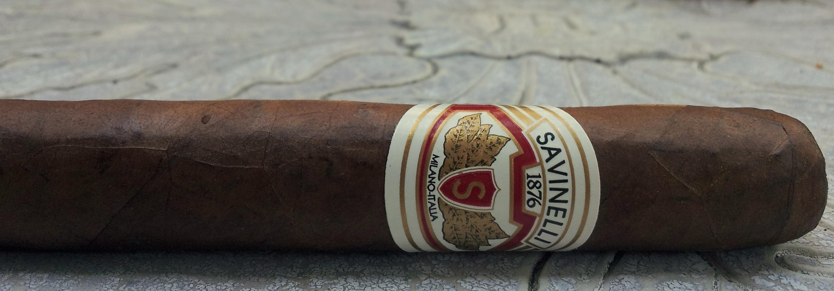 Cigar Review: Savinelli Nicaragua Reserve