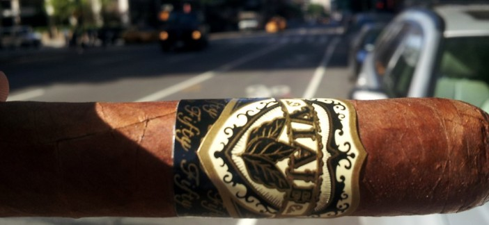 Cigar Review: Viaje Fifty Fifty