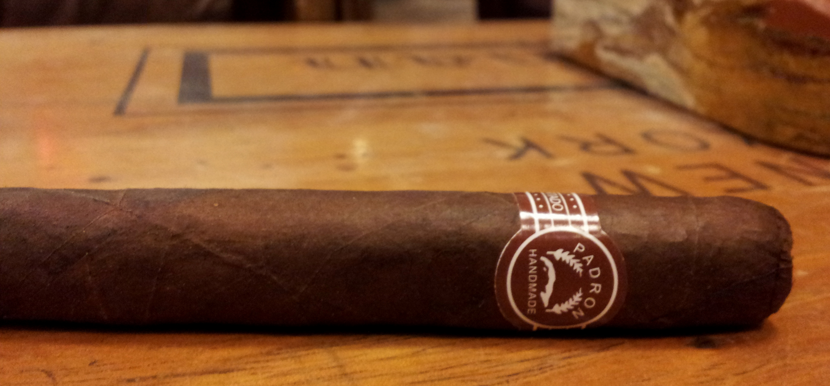 Cigar Review: Padron 2000 Maduro