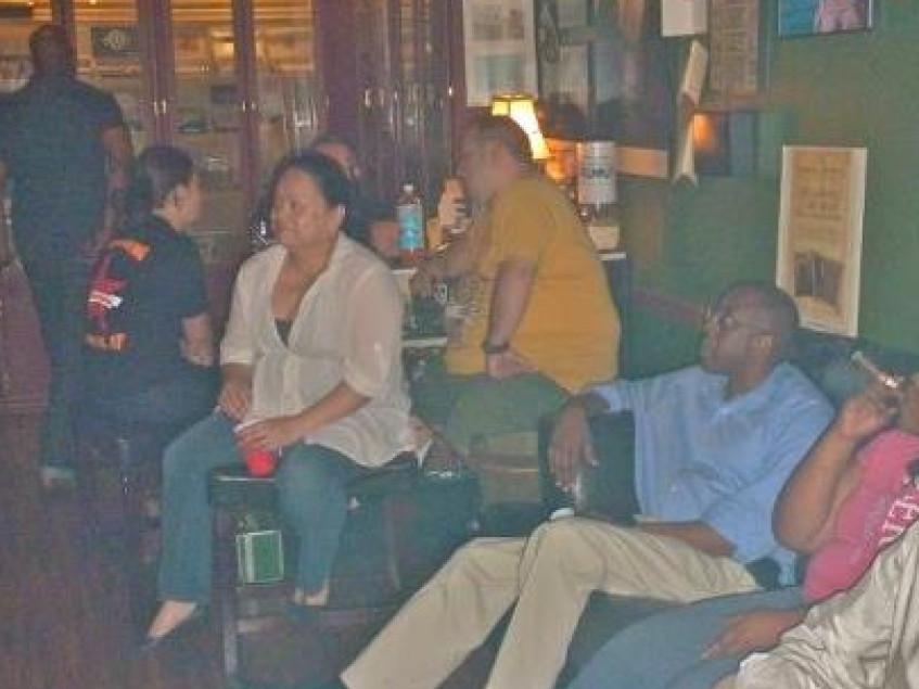 Event Recap: Cut & Light/Sip & Smoke @ Refugio Cigar House