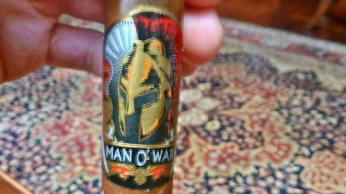 Cigar Review: Man O' War