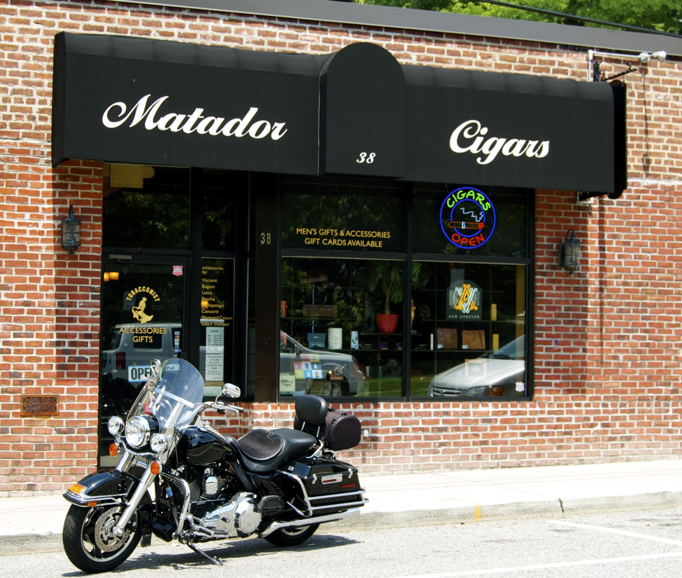 Matador Cigars - Front