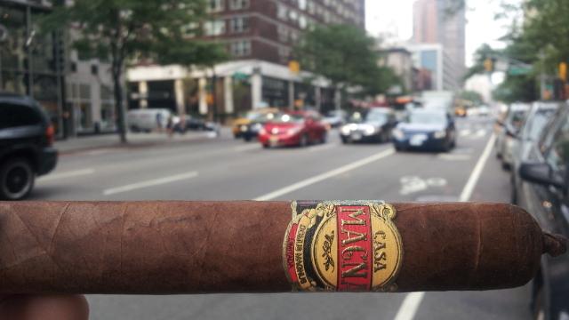 Cigar Review: Casa Magna Domus Magnus Limitada