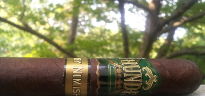 Cigar Review: Thunder by Nimish