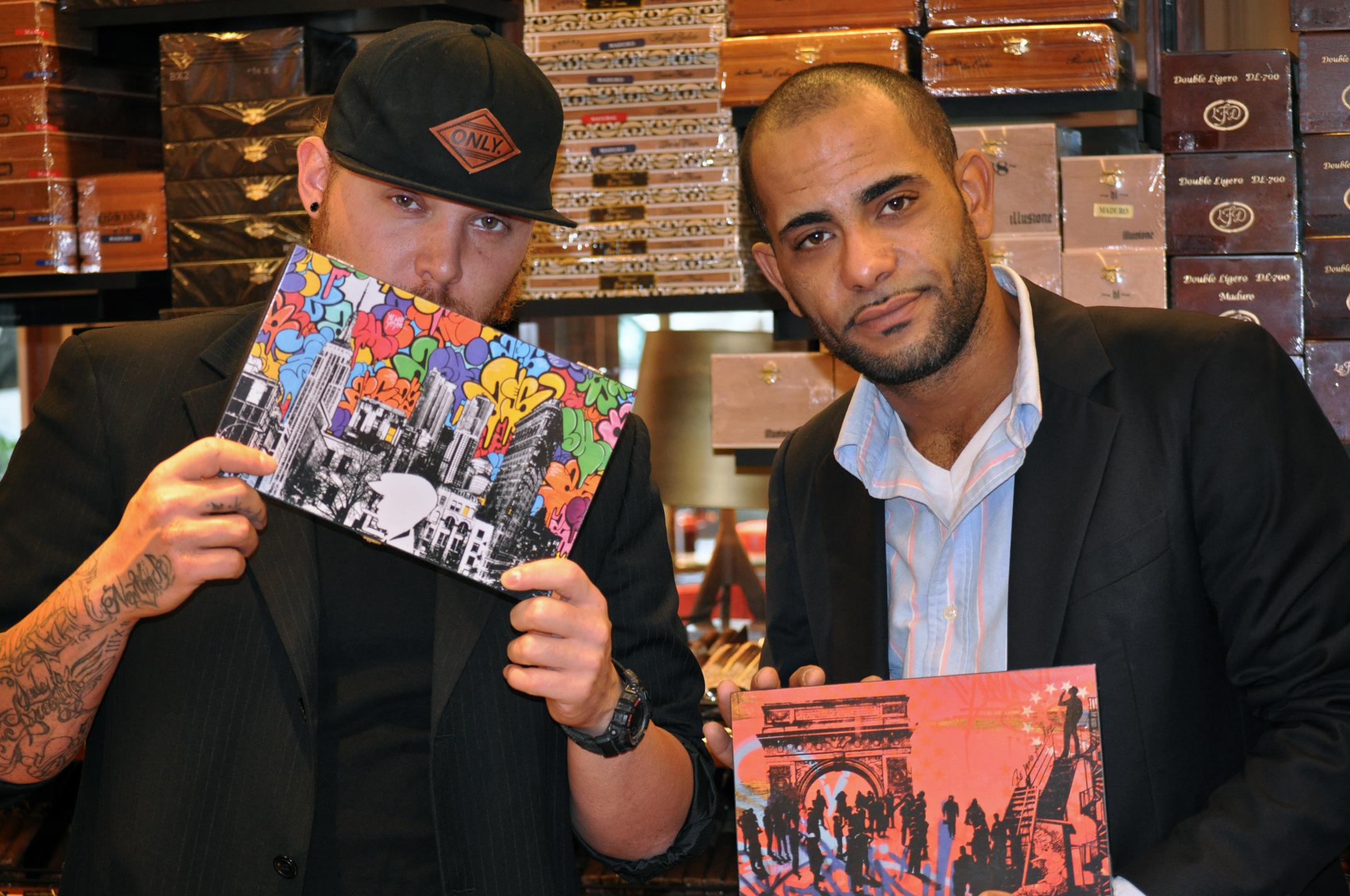 Fernando & Mike of UR New York