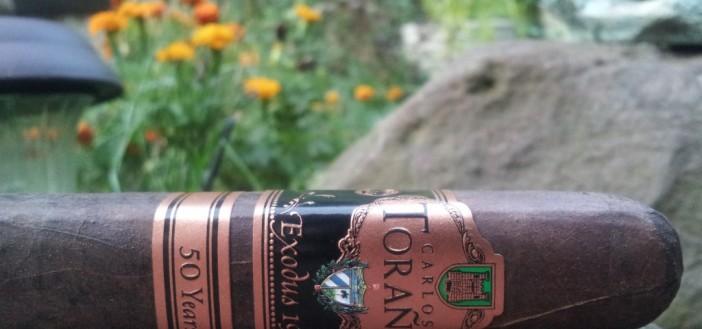 Cigar Review: Torano Exodus 1959 50 Year