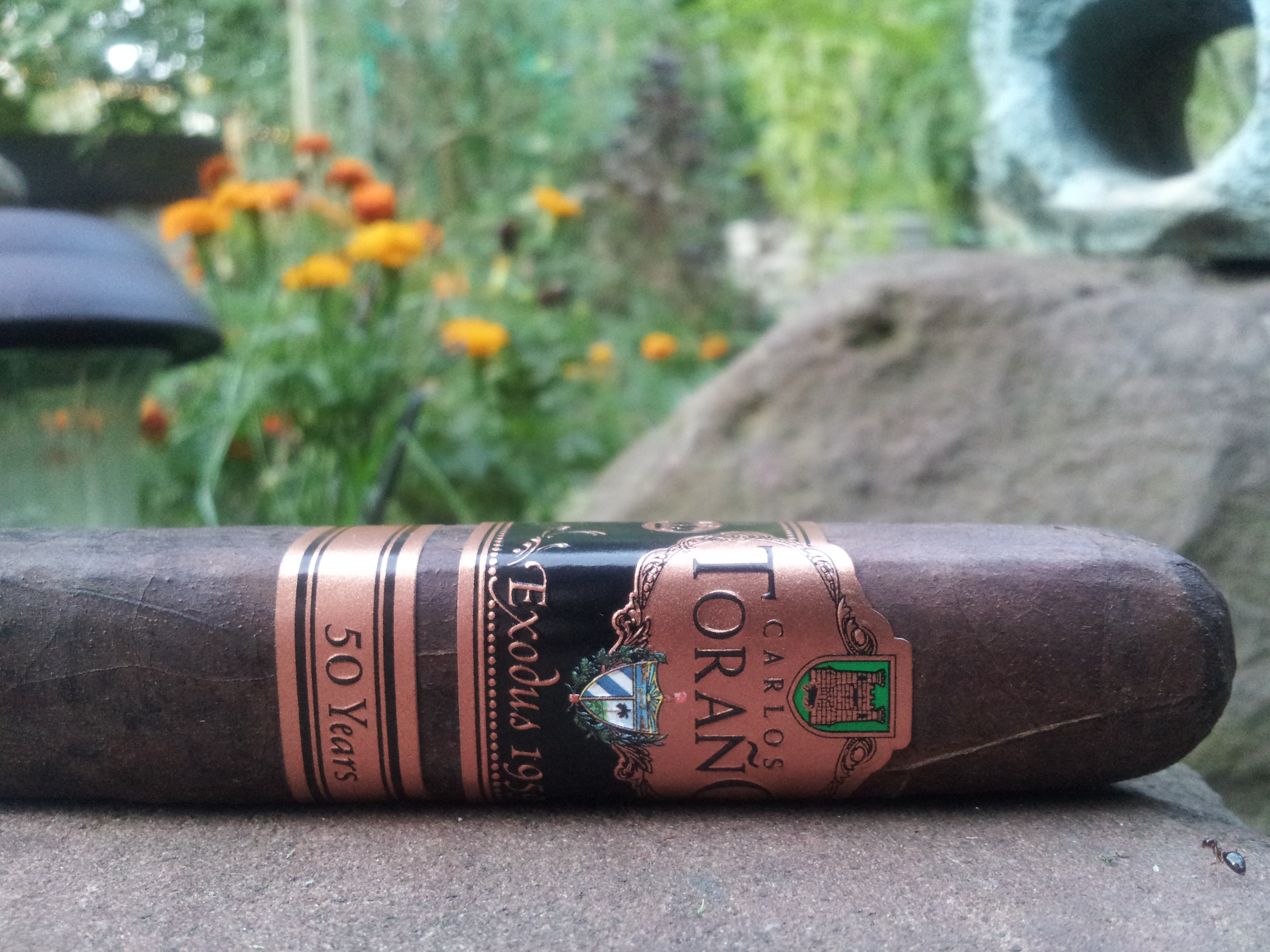 Cigar Review: Torano Exodus 1959 50 Year