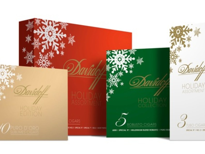Davidoff Cigars Unveil 2012 Holiday Gift Selection