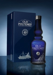 Old Pulteney 40 Year