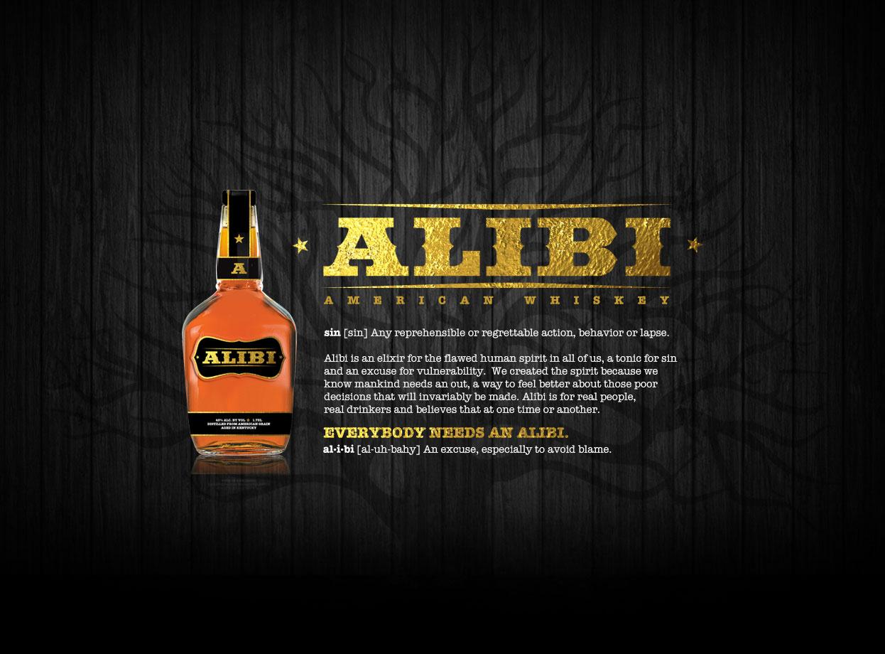Panache Beverage Launches Alibi American Whiskey - Fine