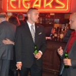 Nat Sherman Event