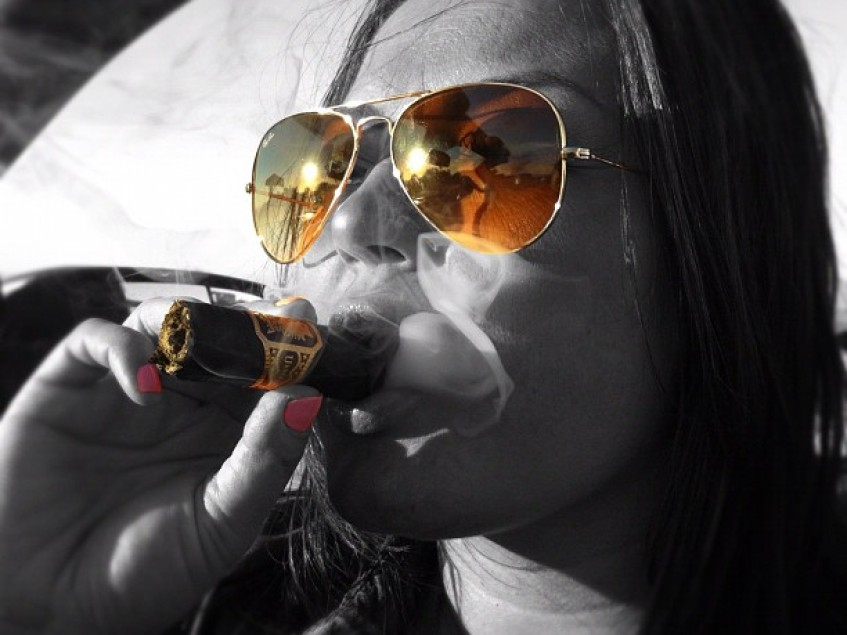 SUNDAY CIGAR SHOTS VIA #FINETOBACCONYC – NOVEMBER 18TH, 2012