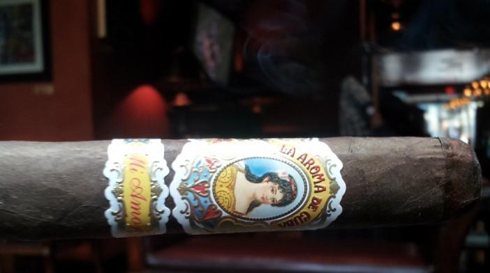 Cigar Review: La Aroma De Cuba Mi Amor Magnifico