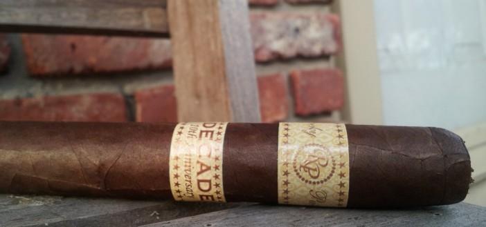Cigar Review: Rocky Patel Decade