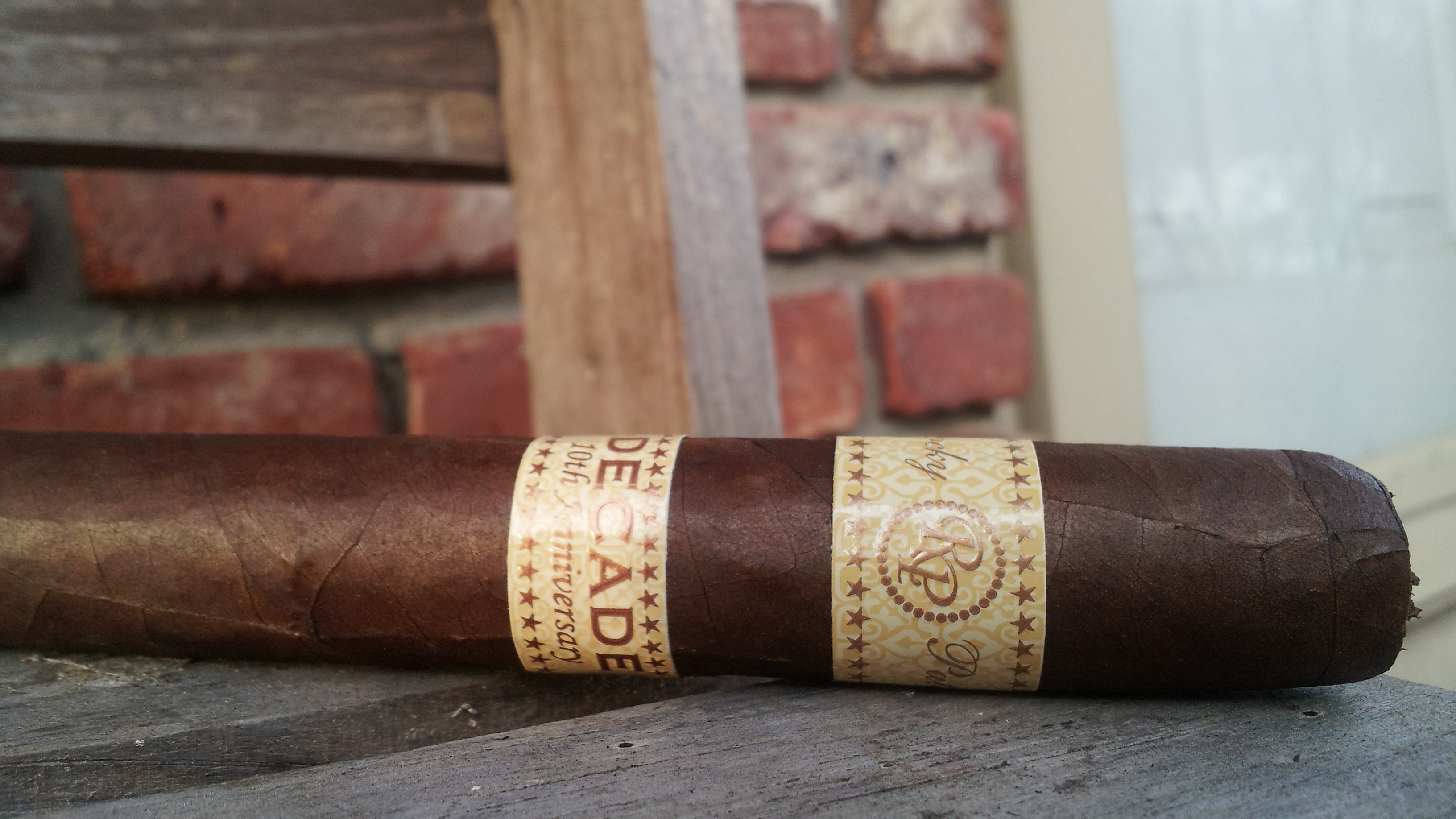 Cigar Review: Rocky Patel Decade