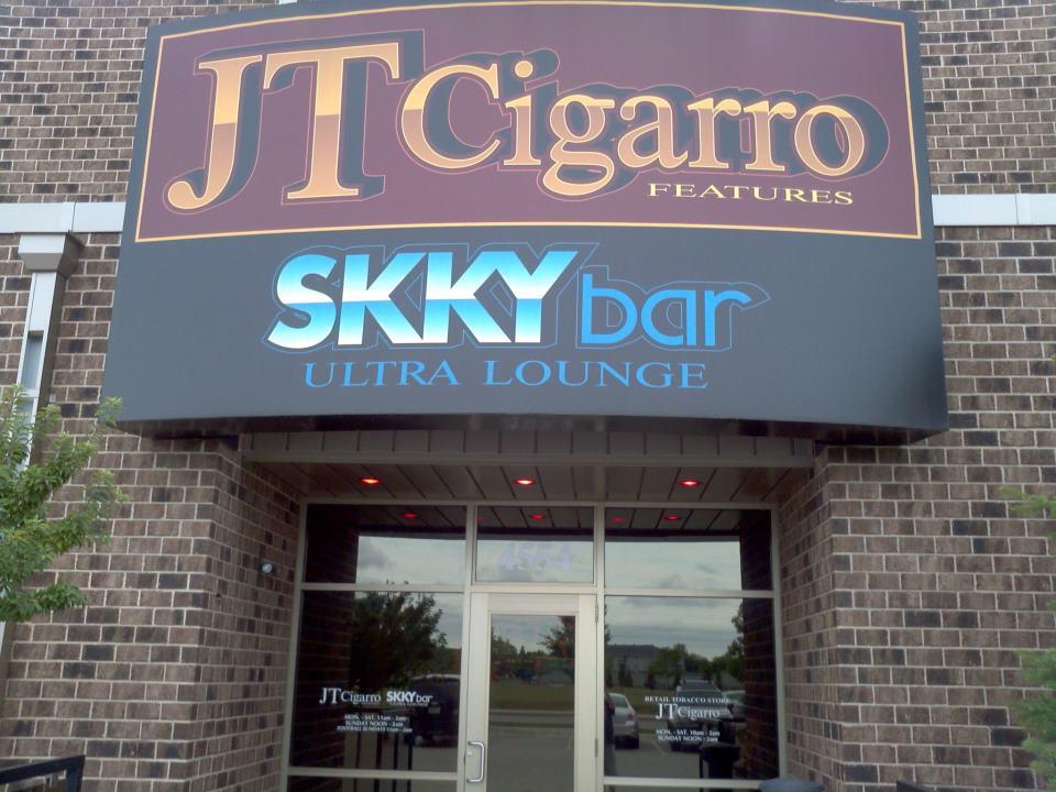 JT Cigarro