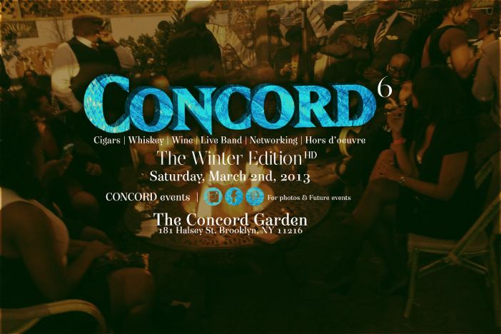 CONCORD Events Announces CONCORD 6: Winter Edition HD