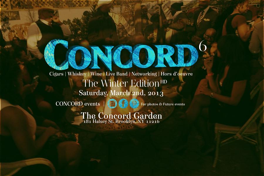 CONCORD 6