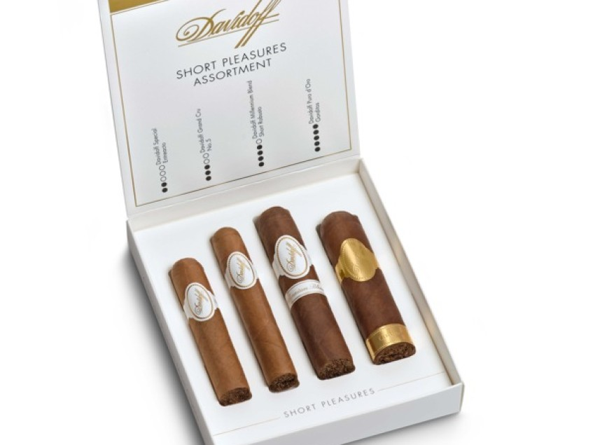 "Davidoff Releases ""Short Pleasures"""