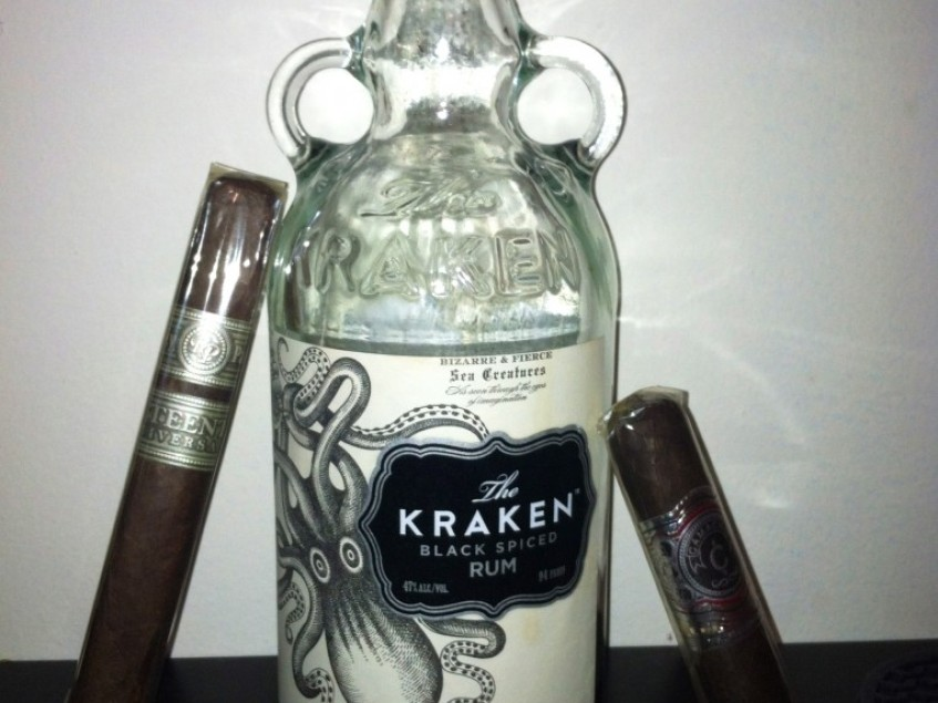 Rum Review: The Kraken Black Spiced Rum