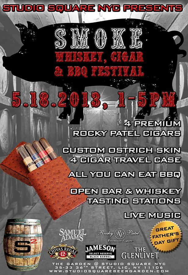 Studio Sq Presents Smoke Whiskey Cigar Amp Bbq Festival