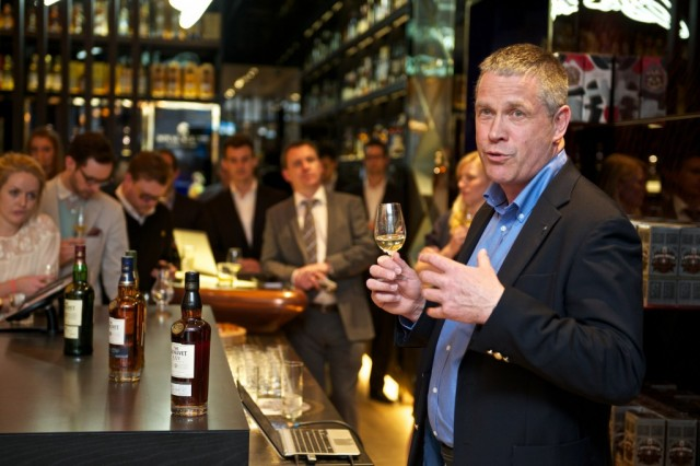 Post image for Alan Winchester Leads Tasting of the Glenlivet Alpha
