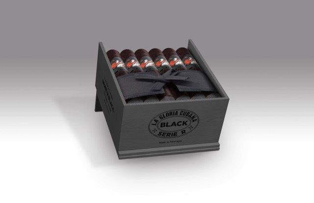 "Post image for La Gloria Cubana Announces Serie R ""Black"""