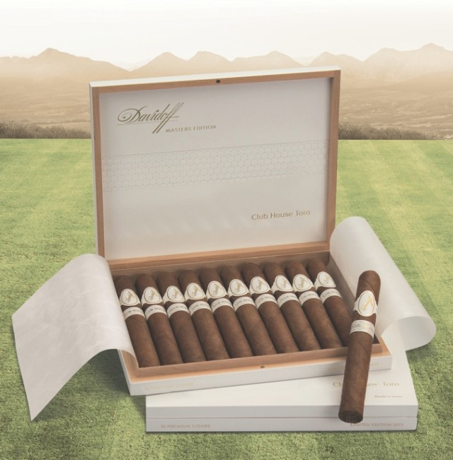 "Post image for Davidoff Announces The Masters Edition 2013 ""Club House"" Toro"