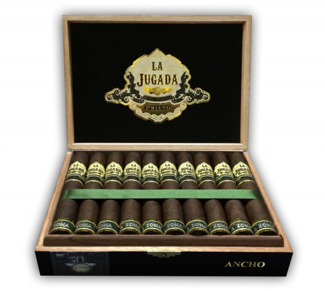 Post image for Moya Ruiz Cigars Adds 6×60 to La Jugada – Prieto Line