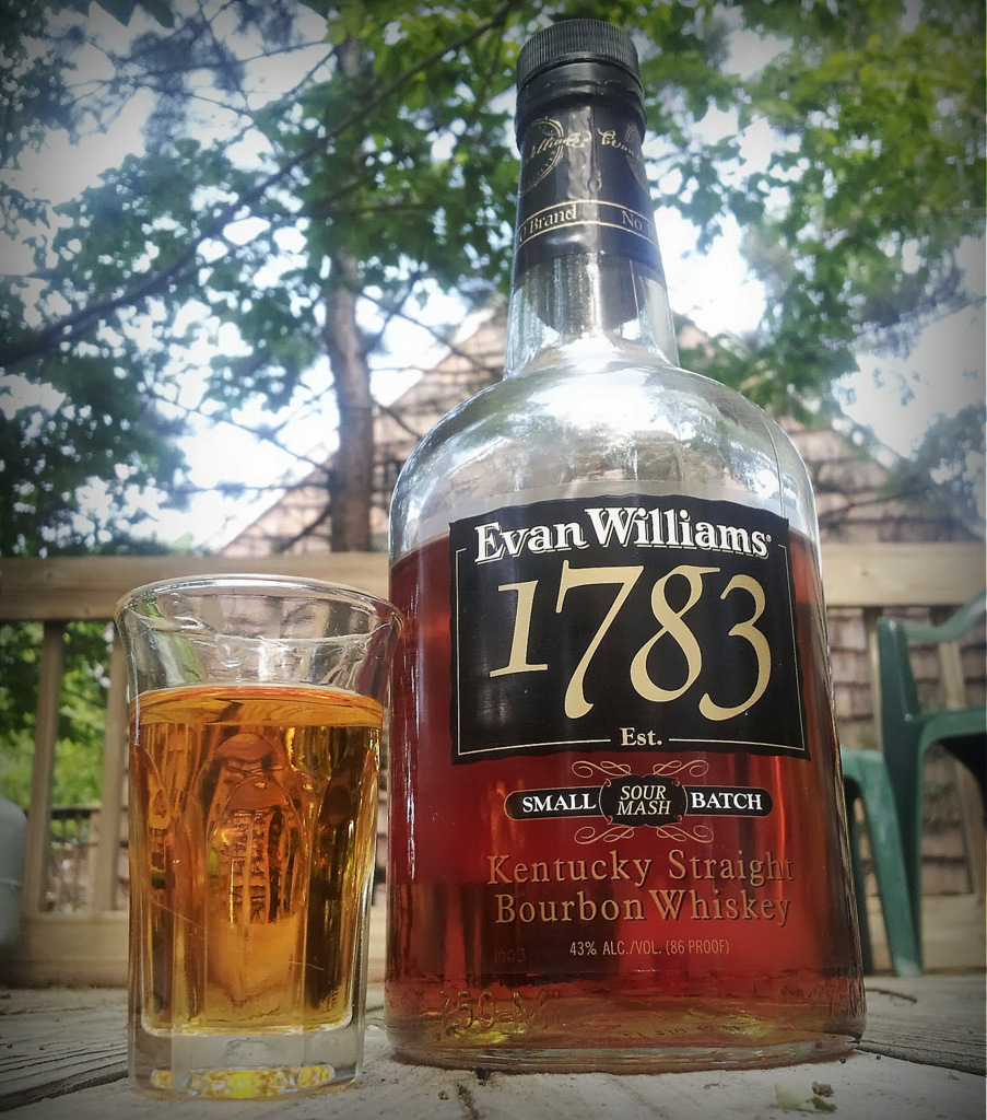 Evan Williams 1783 Whiskey Review
