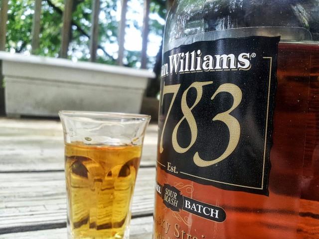 Evan Williams 1783 Whiskey Review