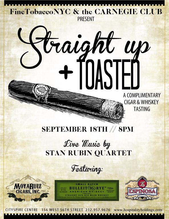 septemberevent 1 Fine Tobacco NYC