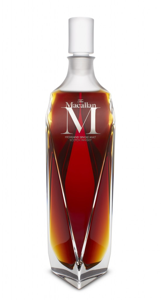 Post image for The Macallan Unveils M