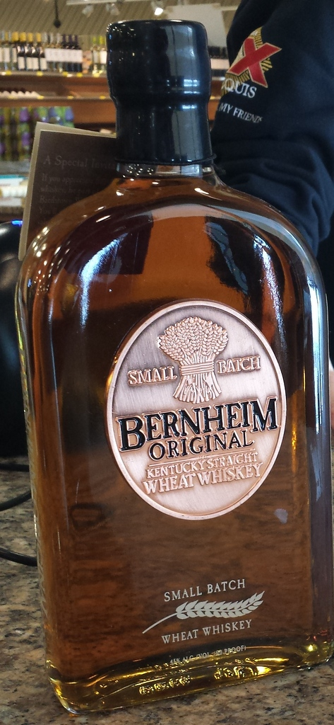 Post image for Whiskey Review: Bernheim Original Kentucky Straight Wheat Whiskey