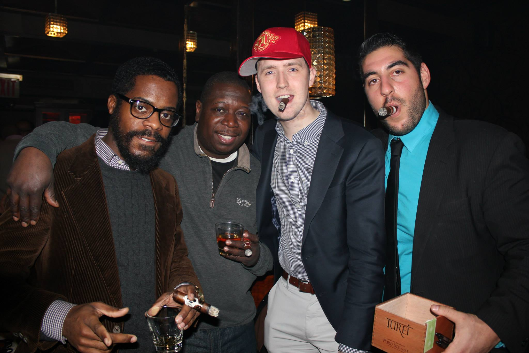 Post image for Event Invite: The Smoker Social at Merchants NY Cigar Bar