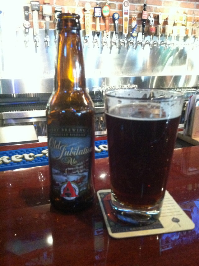 Post image for Review: Avery Old Jubilation Ale